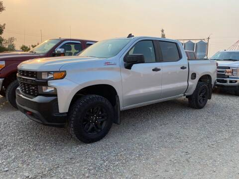 2019 Chevrolet Silverado 1500 for sale at Truck Buyers in Magrath AB