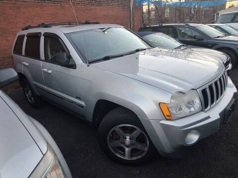 2006 Jeep Grand Cherokee for sale at Rockland Auto Sales in Philadelphia PA