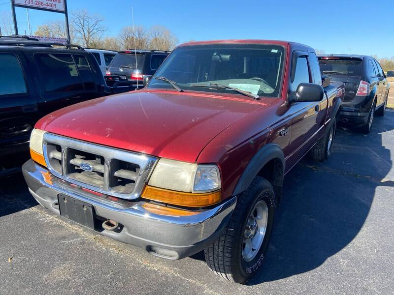 1999 Ford Ranger for sale at Sartins Auto Sales in Dyersburg TN