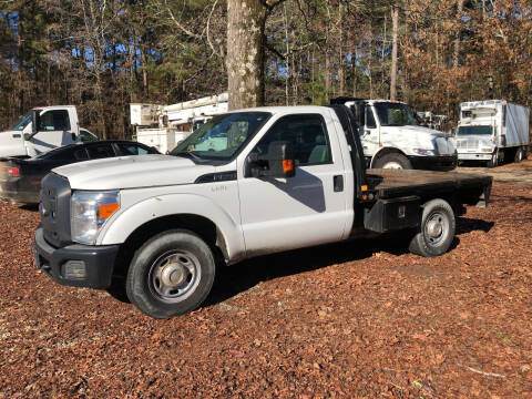 2015 Ford F-250 Super Duty for sale at M & W MOTOR COMPANY in Hope AR