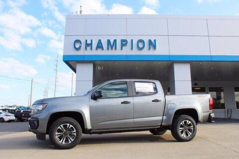 2022 Chevrolet Colorado for sale at Champion Chevrolet in Athens AL