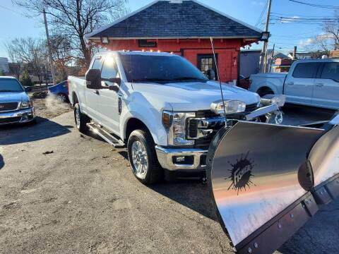 2019 Ford F-250 Super Duty for sale at Mass Auto Exchange in Framingham MA
