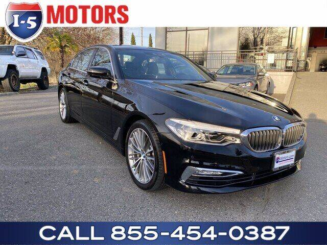 Used Bmw 5 Series For Sale In Tacoma Wa Carsforsale Com