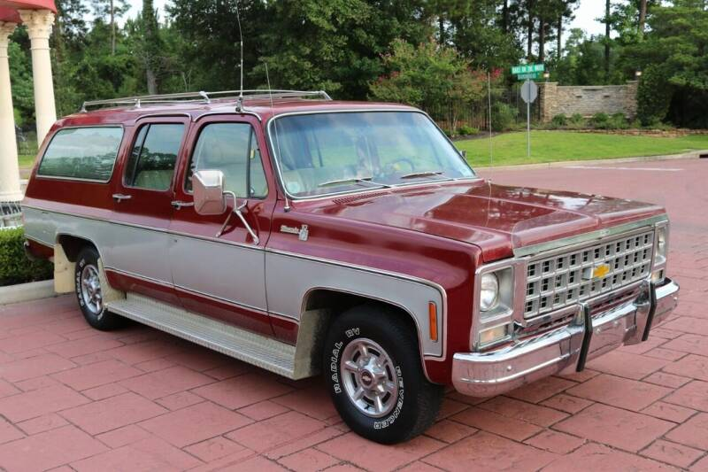 1979 Chevrolet Suburban for sale in Conroe, TX