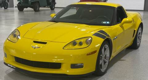 2010 Chevrolet Corvette for sale at Hamilton Automotive in North Huntingdon PA