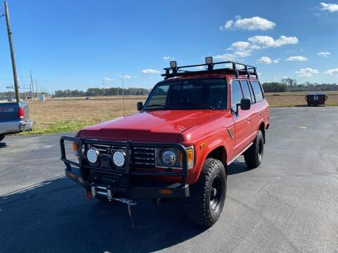 1986 Toyota Land Cruiser for sale at Select Auto Sales in Havelock NC
