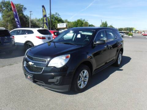 2015 Chevrolet Equinox for sale at Budget Auto Sales in Carson City NV