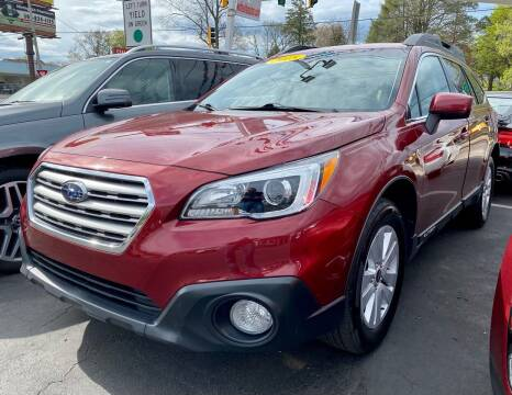 2015 Subaru Outback for sale at WOLF'S ELITE AUTOS in Wilmington DE
