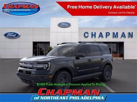 2021 Ford Bronco Sport for sale at CHAPMAN FORD NORTHEAST PHILADELPHIA in Philadelphia PA