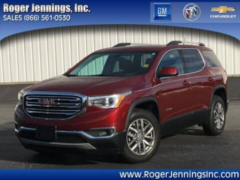 2018 GMC Acadia for sale at ROGER JENNINGS INC in Hillsboro IL
