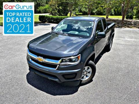 2017 Chevrolet Colorado for sale at Brothers Auto Sales of Conway in Conway SC