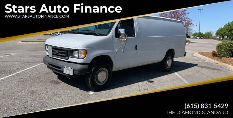 2003 Ford E-Series Cargo for sale at Stars Auto Finance in Nashville TN