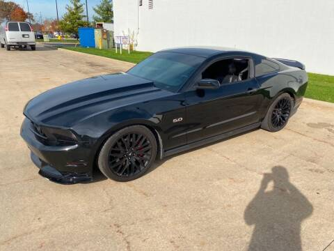 2012 Ford Mustang for sale at TKP Auto Sales in Eastlake OH