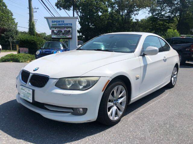 2011 BMW 3 Series for sale at Sports & Imports in Pasadena MD