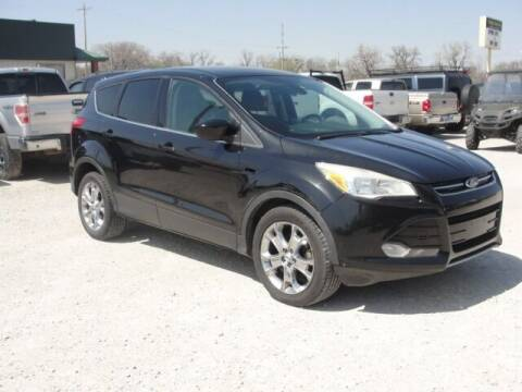 2013 Ford Escape for sale at Frieling Auto Sales in Manhattan KS