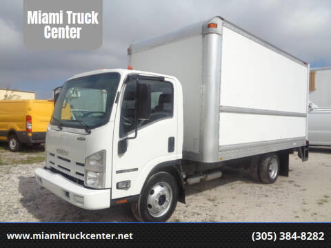 2014 Isuzu NPR-HD for sale at Miami Truck Center in Hialeah FL