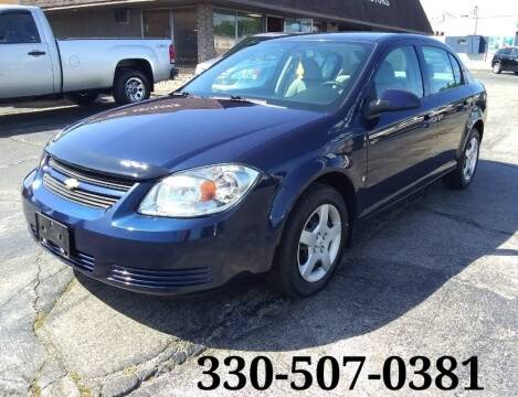2008 Chevrolet Cobalt for sale at Hern Motors - 111 Hubbard Youngstown Rd Lot in Hubbard OH