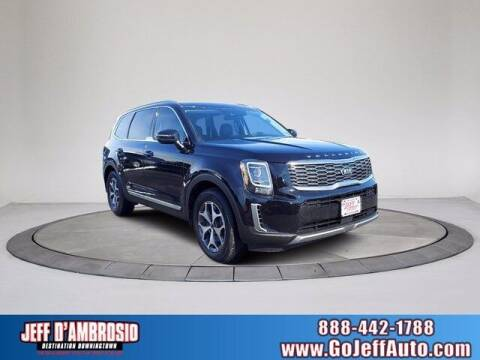 2020 Kia Telluride for sale at Jeff D'Ambrosio Auto Group in Downingtown PA