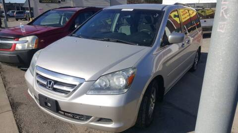 2006 Honda Odyssey for sale at Direct Auto Sales+ in Spokane Valley WA