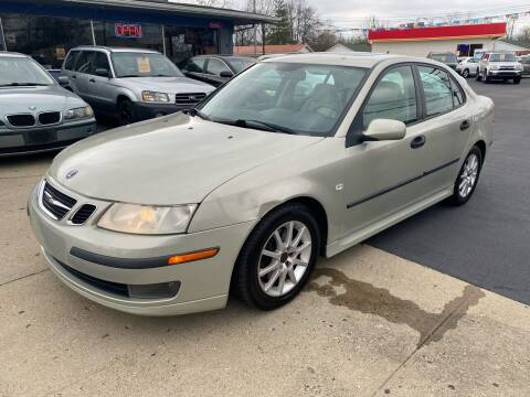 2005 Saab 9-3 for sale at Wise Investments Auto Sales in Sellersburg IN