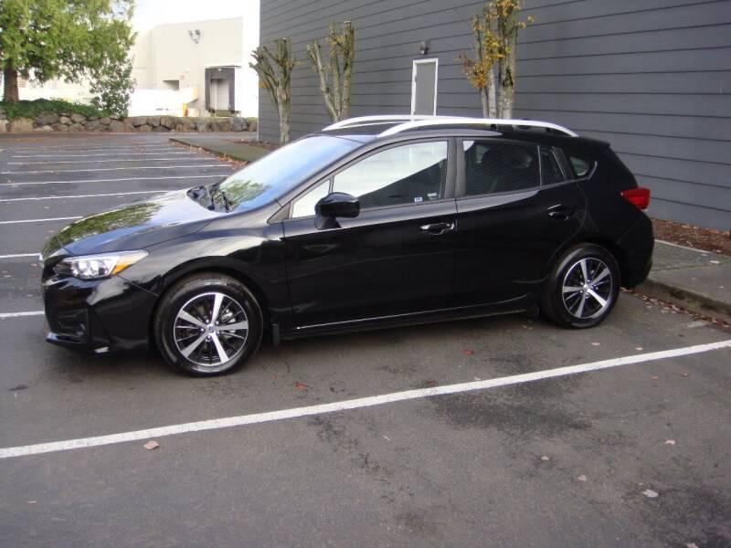 2019 Subaru Impreza for sale at Western Auto Brokers in Lynnwood WA