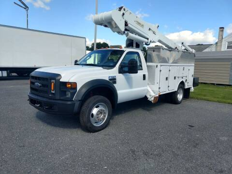 2008 Ford F-550 Super Duty for sale at Nye Motor Company in Manheim PA