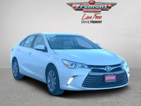2015 Toyota Camry Hybrid for sale at Rocky Mountain Commercial Trucks in Casper WY