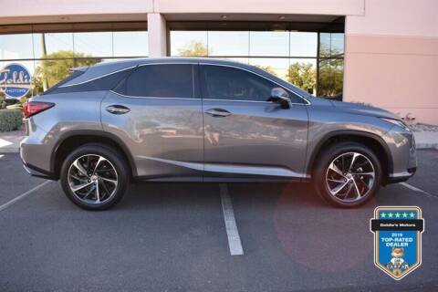 2016 Lexus RX 350 for sale at GOLDIES MOTORS in Phoenix AZ