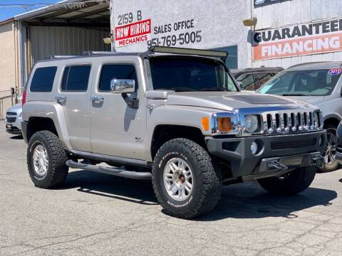 2007 HUMMER H3 for sale at Auto Source in Banning CA