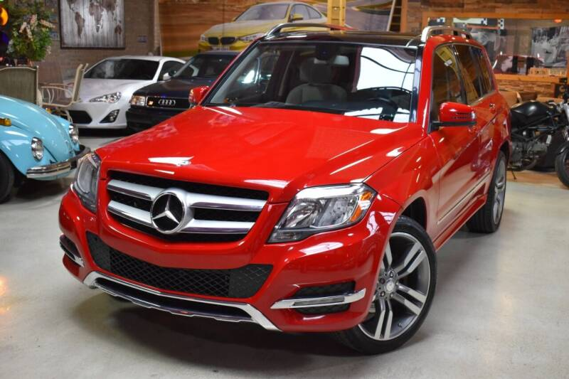 2013 Mercedes-Benz GLK for sale at Chicago Cars US in Summit IL