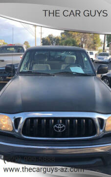 2002 Toyota Tacoma for sale at The Car Guys in Tucson AZ