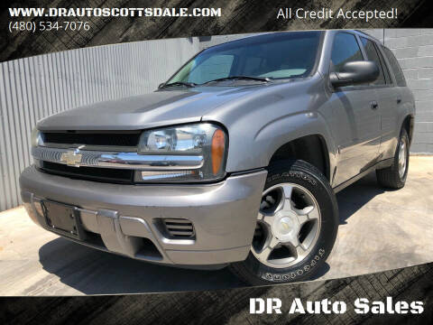 2008 Chevrolet TrailBlazer for sale at DR Auto Sales in Scottsdale AZ