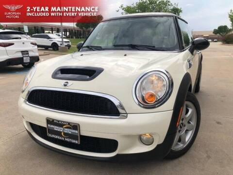 2010 MINI Cooper for sale at European Motors Inc in Plano TX