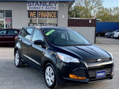 2014 Ford Escape for sale at Stanley Automotive Finance Enterprise - STANLEY DIRECT AUTO in Mesquite TX