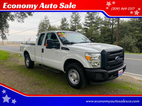 2014 Ford F-250 Super Duty for sale at Economy Auto Sale in Modesto CA