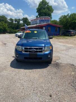 2008 Ford Escape for sale at Twin Motors in Austin TX