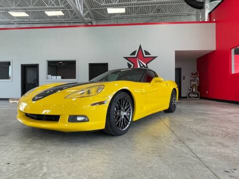 2008 Chevrolet Corvette for sale at CarNova - Shelby Township in Shelby Township MI