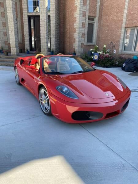 Used Ferrari For Sale In Michigan Carsforsale Com