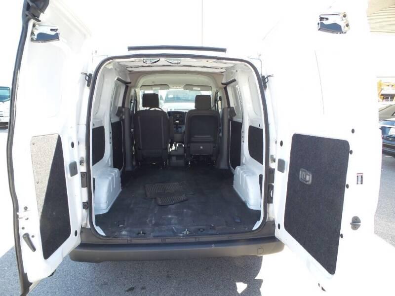 2017 Nissan NV200 S 4dr Cargo Mini-Van - Houston TX