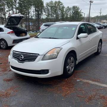 2007 Nissan Altima for sale at CARZ4YOU.com in Robertsdale AL