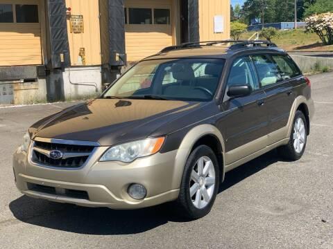 2008 Subaru Outback for sale at South Tacoma Motors Inc in Tacoma WA