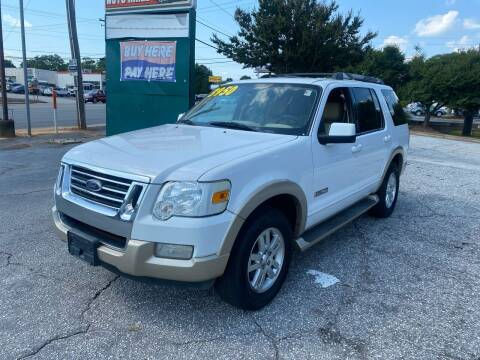 2006 Ford Explorer for sale at Import Auto Mall in Greenville SC
