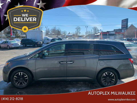 2011 Honda Odyssey for sale at Autoplex 3 in Milwaukee WI