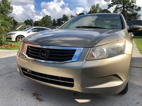 2008 Honda Accord for sale at County Line Car Sales Inc. in Delco NC