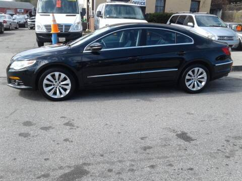2009 Volkswagen CC for sale at Nelsons Auto Specialists in New Bedford MA