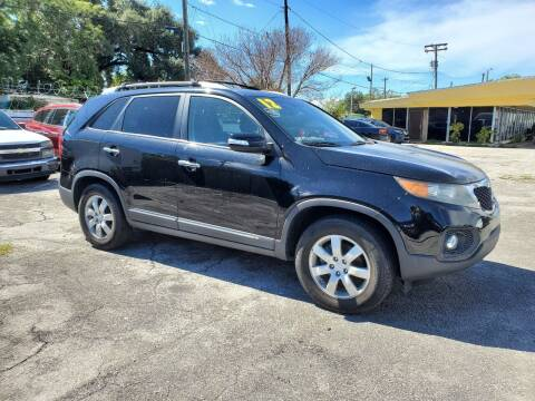 2012 Kia Sorento for sale at H.A. Twins Corp in Miami FL