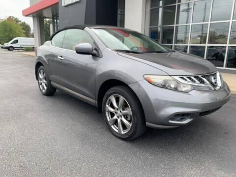 2014 Nissan Murano CrossCabriolet for sale at Car Revolution in Maple Shade NJ