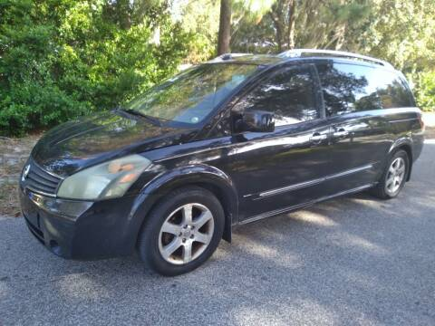 2008 Nissan Quest for sale at Low Price Auto Sales LLC in Palm Harbor FL