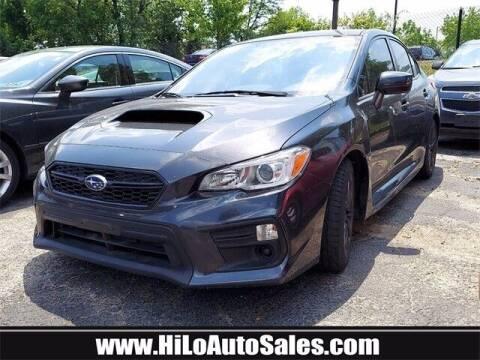 2019 Subaru WRX for sale at BuyFromAndy.com at Hi Lo Auto Sales in Frederick MD