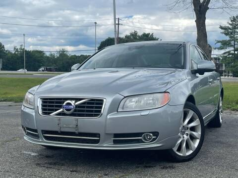 2012 Volvo S80 for sale at MAGIC AUTO SALES in Little Ferry NJ